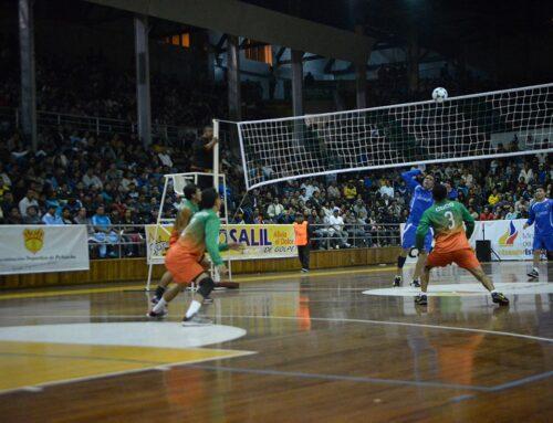 Curso de Arbitraje y Torneo Nacional de Ecuavoley en Quito