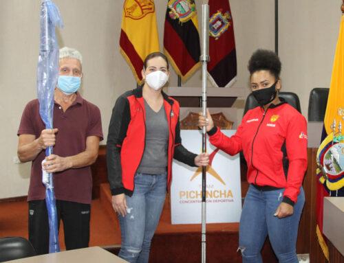 Team Pichincha Respalda Preparación de Neisi Dajomes