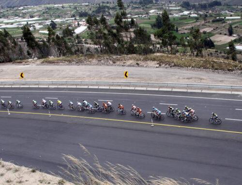 Synlab se suma a la Vuelta Ciclística