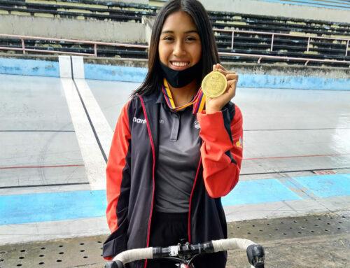 La Nueva Joya del Ciclismo Pichinchano es una Triatleta