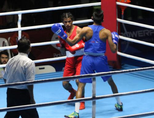 Boxeadores Oro y Grana buscarán cupos Olímpicos en Argentina