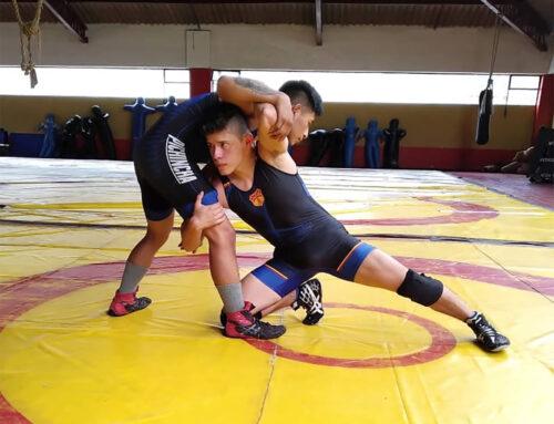 Pichinchanos Listos para Conquistar el Nacional de Lucha Olímpica