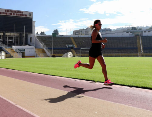 Rosalba Chacha clasificó a sus terceros Juegos Olímpicos