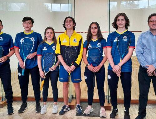 Squashistas Pichinchanos Clasificaron a Juegos de la Juventud