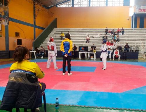 Pichincha Campeón Nacional de Taekwondo