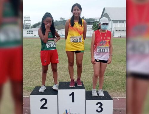 Pichinchanos destacaron en Campeonato de Miniatletismo