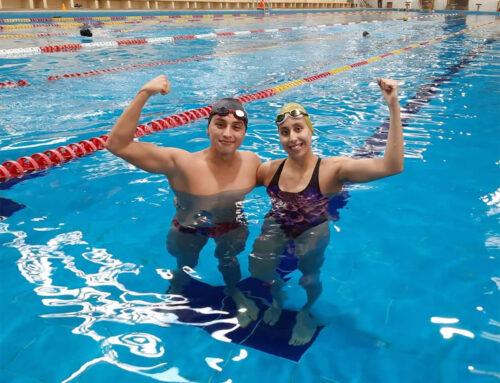 Nadadores de Pichincha ratificados para Panamericanos Júnior